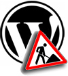 Symbol WordPress Update