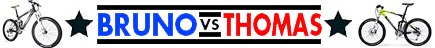 Bruno vs Thomas Logo