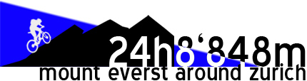 Logo Projekt «Mount Everest Around Zurich»