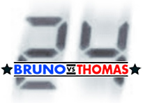 Logo Bruno vs. Thomas 24h»